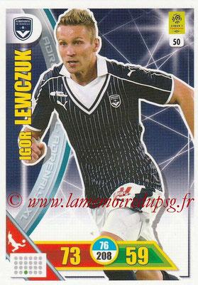 2017-18 - Panini Adrenalyn XL Ligue 1 - N° 050 - Igor LEWCZUK (Bordeaux)