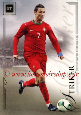 2014 - Futera World Football Unique - N° 085 - Cristiano RONALDO (Striker)