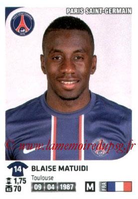 N° 302 - Blaise MATUIDI