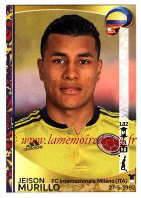 Panini Copa America Centenario USA 2016 Stickers - N° 045 - Jeison MURILLO (Colombie)