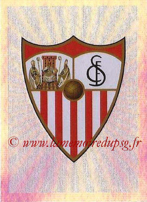 2015-16 - Topps UEFA Champions League Stickers - N° 263 - Logo FC Seville