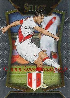 2015 - Panini Select Soccer - N° 011 - Claudio PIZARRO (Perou)