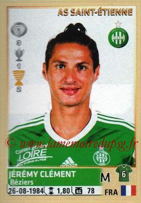 N° 445 - Jérémy CLEMENT (2007-11, PSG > 2014-15, Saint-Etienne)