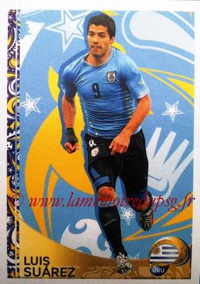 Panini Copa America Centenario USA 2016 Stickers - N° 429 - Luis SUAREZ (Uruguay) (En action)
