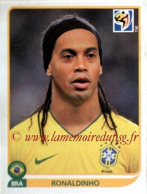 N° 500 - RONALDHINO (2001-03, PSG > 2010, Brésil)