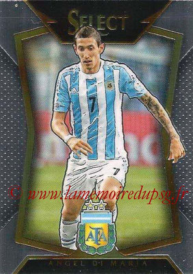 2015 - Panini Select Soccer - N° 063 - Angel DI MARIA (Argentine)