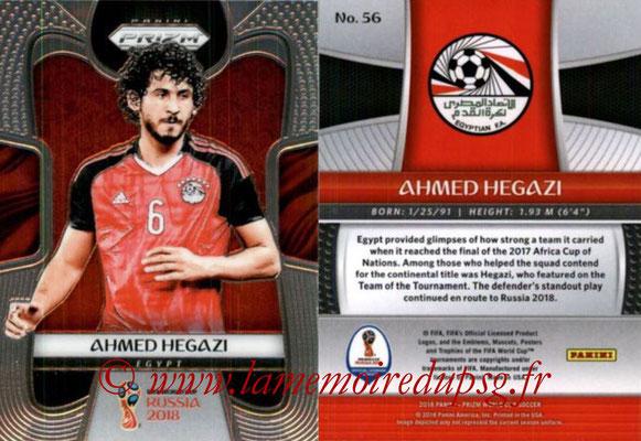 2018 - Panini Prizm FIFA World Cup Russia - N° 056 - Ahmed HEGAZI (Egypte)