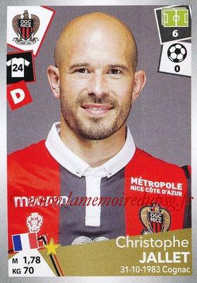 N° 341 - Christophe JALLET (2009-14, PSG > 2017-18, Nice)