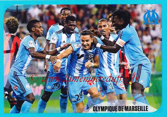 2016-17 - Panini Ligue 1 Stickers - N° 383 - Joie Marseille