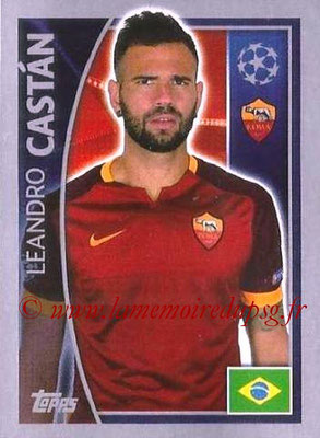 2015-16 - Topps UEFA Champions League Stickers - N° 338 - Leandro CASTAN (AS Roma)