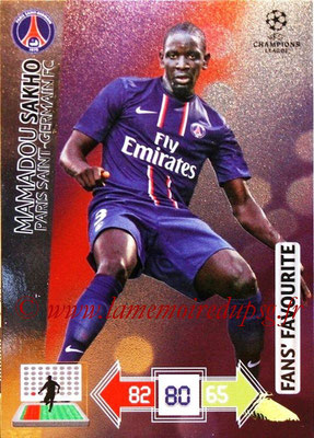 N° 317 - Mamadou SAKHO (Fans' Favourite)