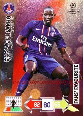 N° 317 - Mamadou SAKHO (Fans' Favourite)