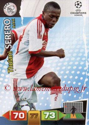 2011-12 - Panini Champions League Cards - N° 006 - Tulani SERERO (AFC Ajax)
