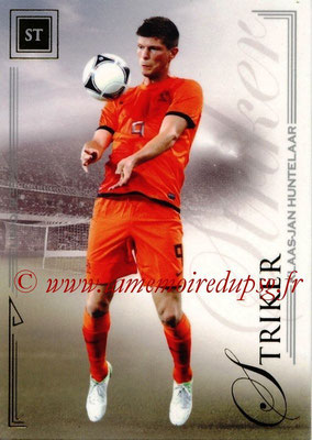 2014 - Futera World Football Unique - N° 075 - Klaas-Jan HUNTELAAR (Striker)