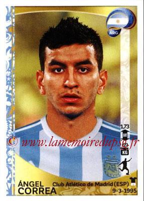 Panini Copa America Centenario USA 2016 Stickers - N° 321 - Angel COMEA (Argentine)