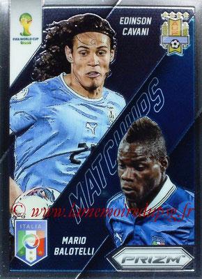 N° WCM7 - Edinson CAVANI (2013-??, PSG > 2014, Uruguay) (World Cup Matchups)