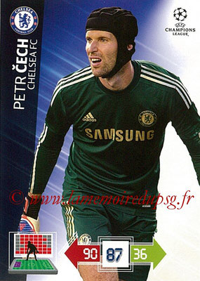 2012-13 - Adrenalyn XL champions League N° 082 - Petr CECH (Chelsea FC)
