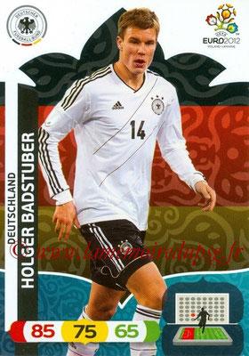 Panini Euro 2012 Cards Adrenalyn XL - N° 027 - Holger BADSTUBER (Allemagne)