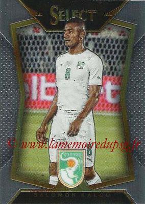 2015 - Panini Select Soccer - N° 094 - Salomon KALOU (Côte d Ivoire)