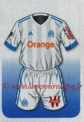 2017-18 - Panini Ligue 1 Stickers - N° 231 - Maillot Marseille