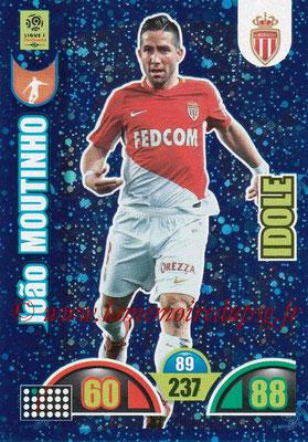 2018-19 - Panini Adrenalyn XL Ligue 1 - N° 377 - Joao MOUTINHO (Monaco) (Idole)