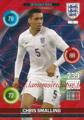 Panini England 2016 Adrenalyn XL - N° 092
