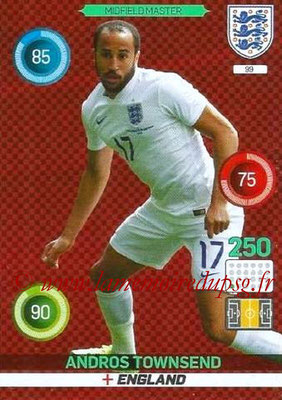 Panini England 2016 Adrenalyn XL - N° 099