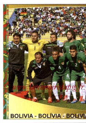 Panini Copa America Centenario USA 2016 Stickers - N° 375 - Equipe Bolivie1