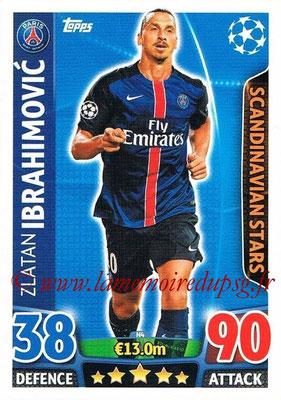 N° N04 - Zlatan IBRAHIMOVIC (Scandinavian Stars) (Nordic Edition)