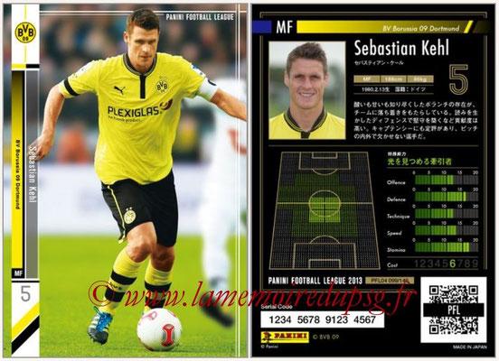 Panini Football League 2013 - PFL04 - N° 099 - Sebastian KEHL (Borussia Dortmund)