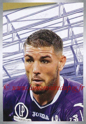 2017-18 - Panini Ligue 1 Stickers - N° 494 - Andy DELORT (Toulouse)