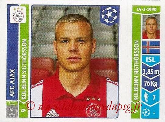 2014-15 - Panini Champions League N° 462 - Kolbeinn SIGTHORSSON (AFC Ajax)
