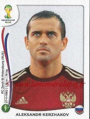 2014 - Panini FIFA World Cup Brazil Stickers - N° 620 - Aleksandr KERZHAKOV (Russie)