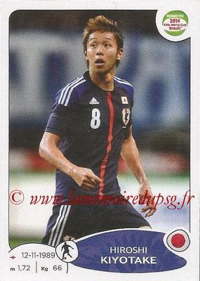 2014 - Panini Road to FIFA World Cup Brazil Stickers - N° 408 - Hiroshi KIYOTAKE (Japon)