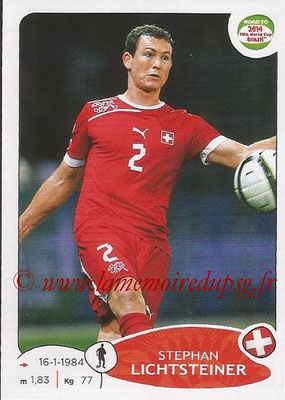 2014 - Panini Road to FIFA World Cup Brazil Stickers - N° 357 - Stephan LICHTSTEINER (Suisse)