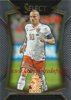 2015 - Panini Select Soccer - N° 099 - Wesley SNEIJDER (Pays Bas)