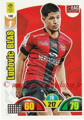 2018-19 - Panini Adrenalyn XL Ligue 1 - N° 100 - Ludovic BLAS (Guingamp)