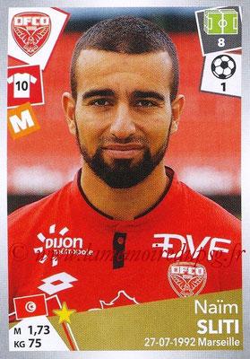 2017-18 - Panini Ligue 1 Stickers - N° 120 - Naîm SLITI (Dijon)