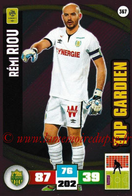 2016-17 - Panini Adrenalyn XL Ligue 1 - N° 367- Rémy RIOU (Nantes) (Top Gardien)