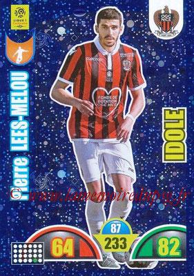 2018-19 - Panini Adrenalyn XL Ligue 1 - N° 383 - Pierre LEES-MELOU (Nice) (Idole)
