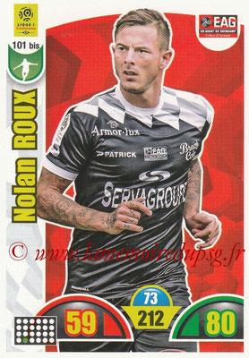 2018-19 - Panini Adrenalyn XL Ligue 1 - N° 101 bis - Nolan ROUX (Guingamp)