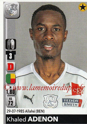 2018-19 - Panini Ligue 1 Stickers - N° 003 - Khaled ADENON (Amiens)