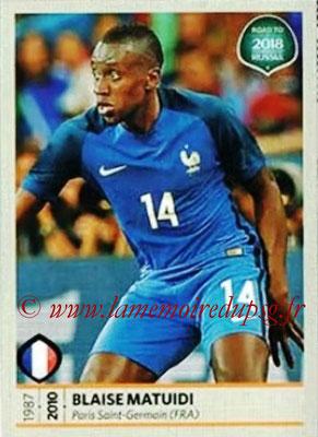 N° 088 - Blaise MATUIDI (2011-??, PSG > 2017, France)