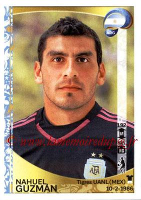 Panini Copa America Centenario USA 2016 Stickers - N° 305 - Nahuel GUZMAN (Argentine)