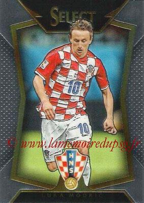 2015 - Panini Select Soccer - N° 068 - Luka MODRIC (Croatie)