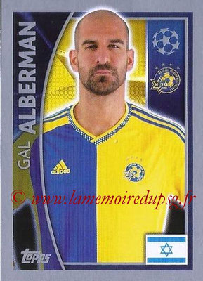 2015-16 - Topps UEFA Champions League Stickers - N° 500 - Gal ALBERMAN (Maccabi Tel-Aviv FC)