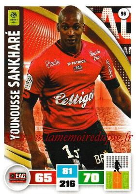 N° 096 - Younousse SANKHARE (2007-11, PSG > 2016-17, Guingamp puis parti à Lille))