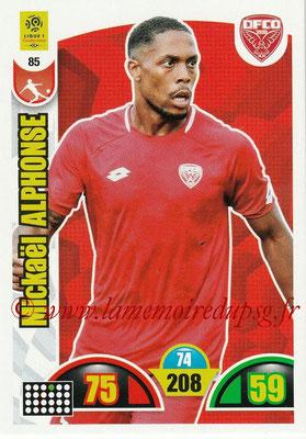 2018-19 - Panini Adrenalyn XL Ligue 1 - N° 085 - Mickaël ALPHONSE (Dijon)