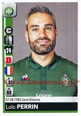 2018-19 - Panini Ligue 1 Stickers - N° 431 - Loïc PERRIN (Saint-Etienne)