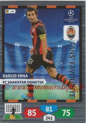 2013-14 - Adrenalyn XL champions League N° 315 - Darilo SRNA (FC Shakhtar Donetsk) (Fans' Favourite)